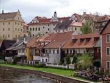 Český Krumlov – Historic Centre