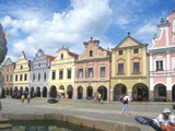 Telč – Historic Centre