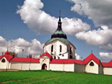 Zelená Hora – Pilgrimage Church of St John of Nepomuk
